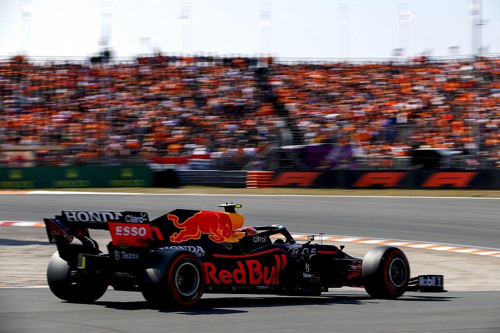 Perez scatterà dalla pit lane per aver cambiato motore