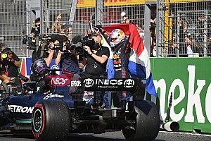 "Verstappen: ""Mercedes intentó todo pero respondimos muy bien"""