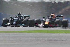 Montoya: Verstappen n'a pas laissé assez de place à Hamilton