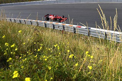 Uitslag: Eerste vrije training F1 Grand Prix van België