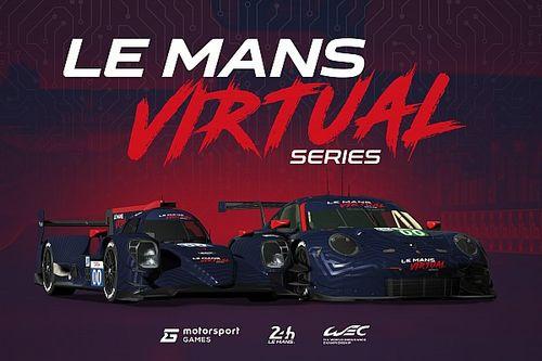 Le Mans Virtual Esports event returns as series, includes 24-hour race finale
