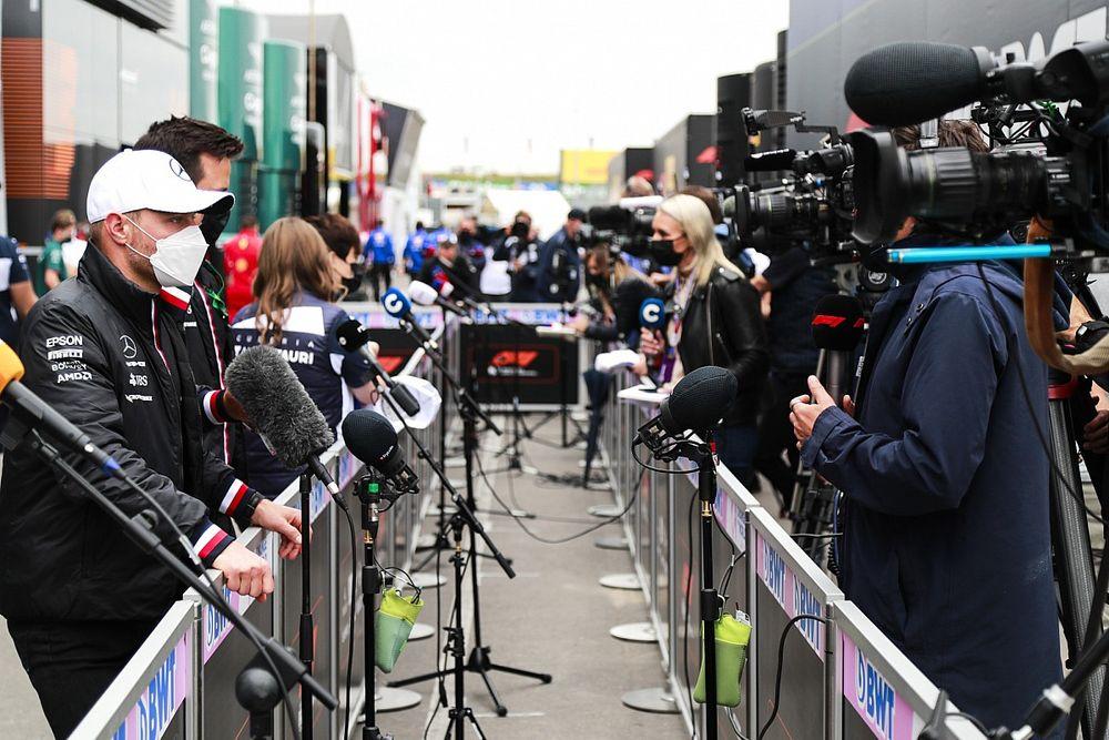 Bottas tisztázta az F1-festésű utcai Mercedesének sztoriját
