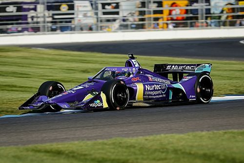 Grosjean, Herta surprised by IMS track evolution since May
