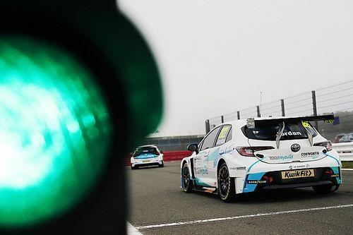 The green light shining for the BTCC's hybrid future