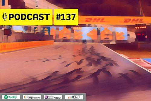 Podcast #137: TELEMETRIA: Red Bull favorita na Turquia? Rico Penteado responde