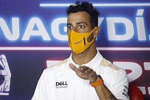 McLaren: Több alkalommal kicseréltük Daniel karosszériáját, a gond nem ott van
