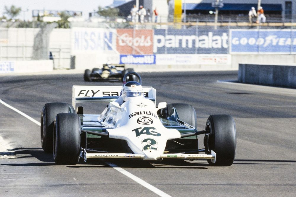 Why the late Carlos Reutemann missed out on an F1 title