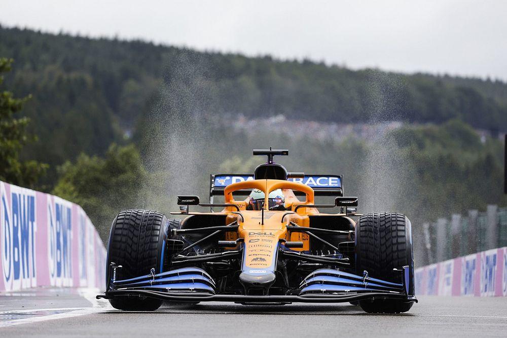 """Ricciardo: """"McLaren'daki en iyi sıralama seansımdı"""""""