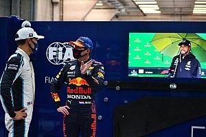 El 2° lugar de Russell no cambia la preferencia de Hamilton por Bottas