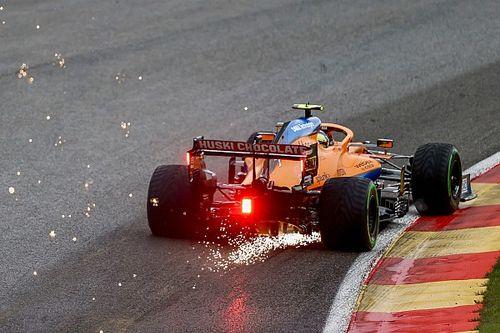 McLaren espère réutiliser le moteur accidenté de Norris