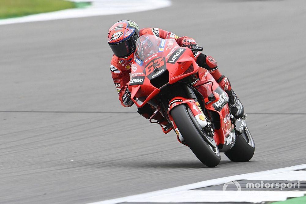 Pecco Bagnaia: Quartararo-Marquez Rival Terkuat di Silverstone