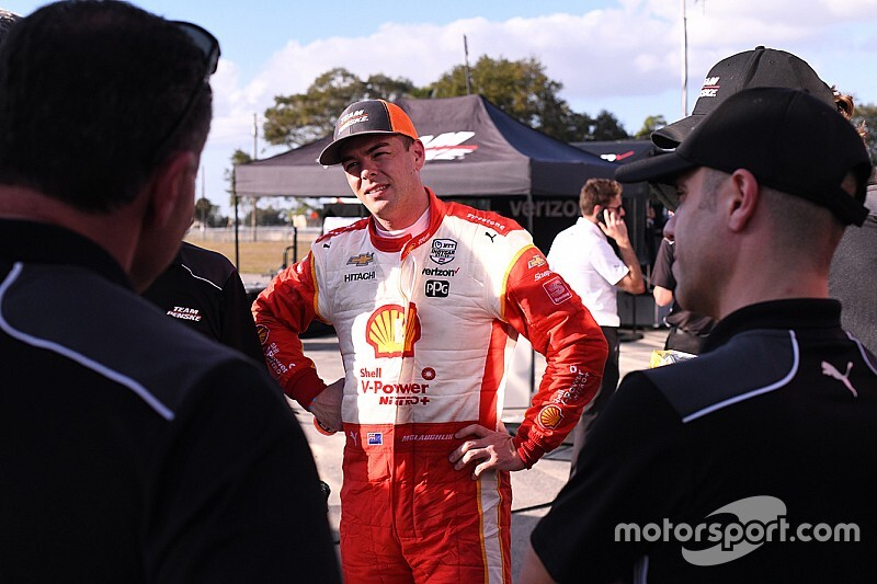 Newgarden impressed by McLaughlin, wants to try Supercars