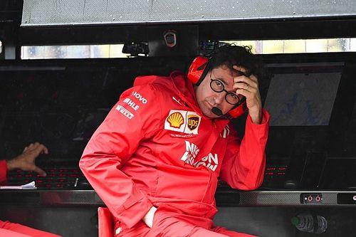 Ferrari Tanpa Binotto di GP Abu Dhabi
