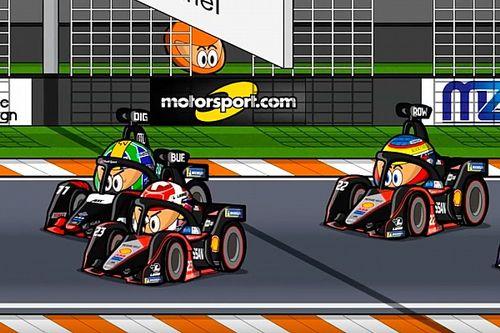 MinEDrivers presenta las novedades de la temporada 2019/20 de Fórmula E