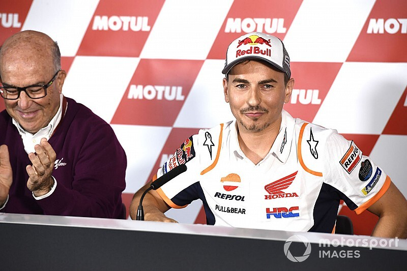 In full: Jorge Lorenzo's retirement speech at Valencia