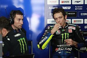 Росси отложил решение об уходе из MotoGP