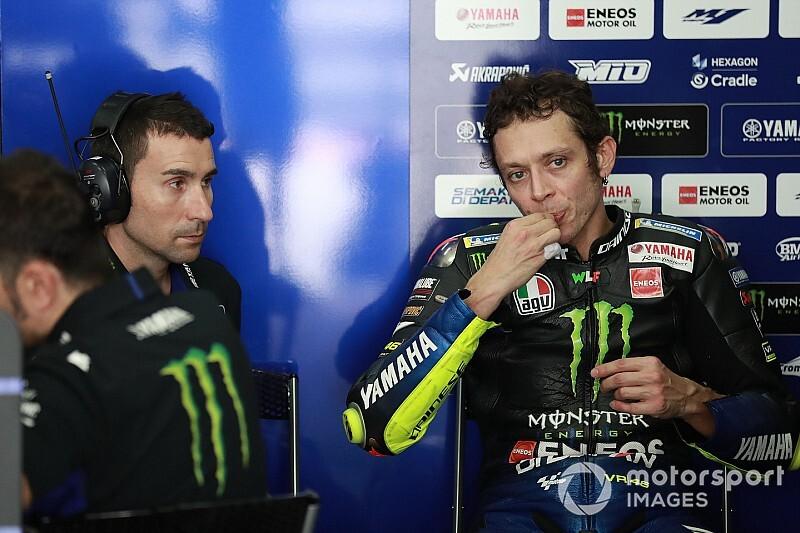 Rossi over aangepaste MotoGP-kalender: 'Format WSBK interessant'
