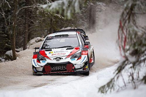 WRC, Rally Svezia, PS4: Evans allunga. Rovanpera sale secondo