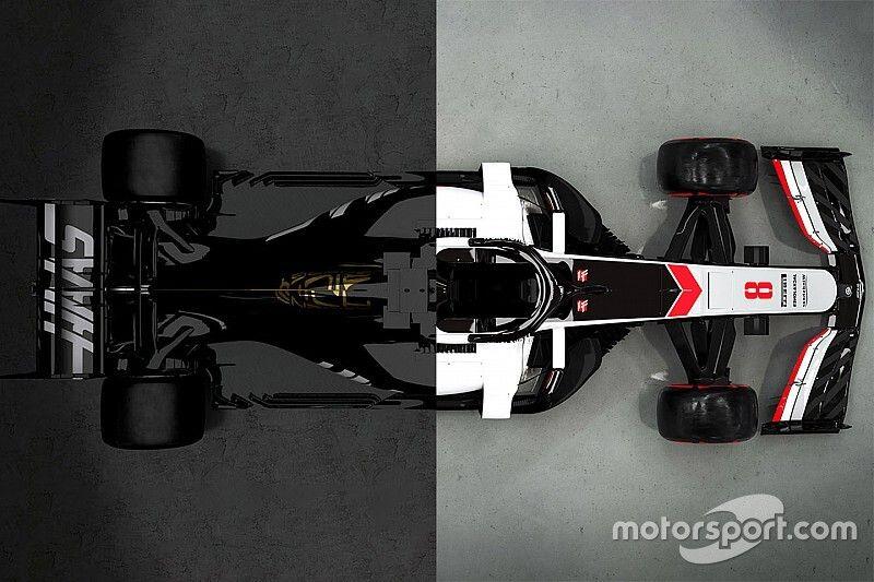 Было – стало: как изменилась машина Haas F1 за год