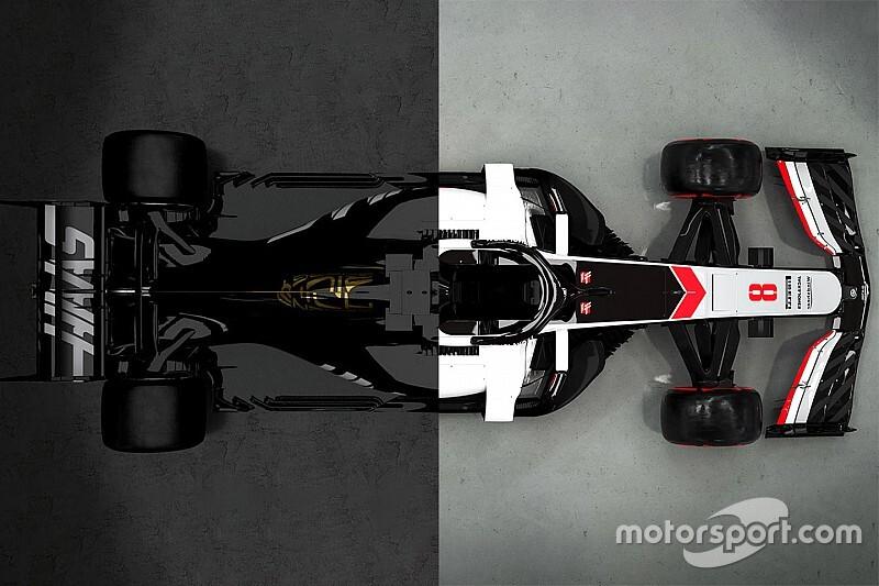 Ennyire hasonlít az idei Haas a tavalyi Ferrarira: összehasonlítás