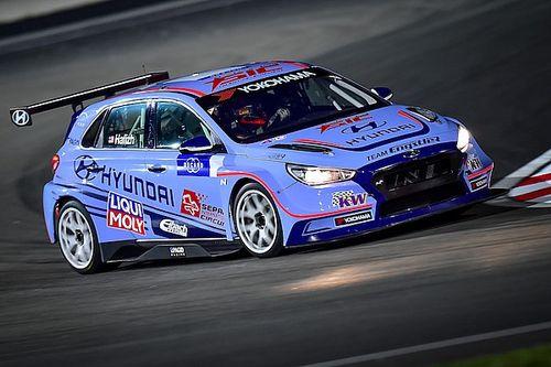 Syahrin completa il test a Sepang con la Hyundai