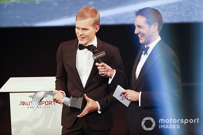 Premios Autosport: Tanak y Toyota, los nombres del año en rallies