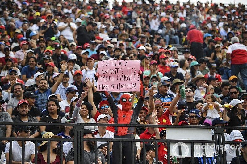 Nuevo récord de asistencia en el GP de México en sábado