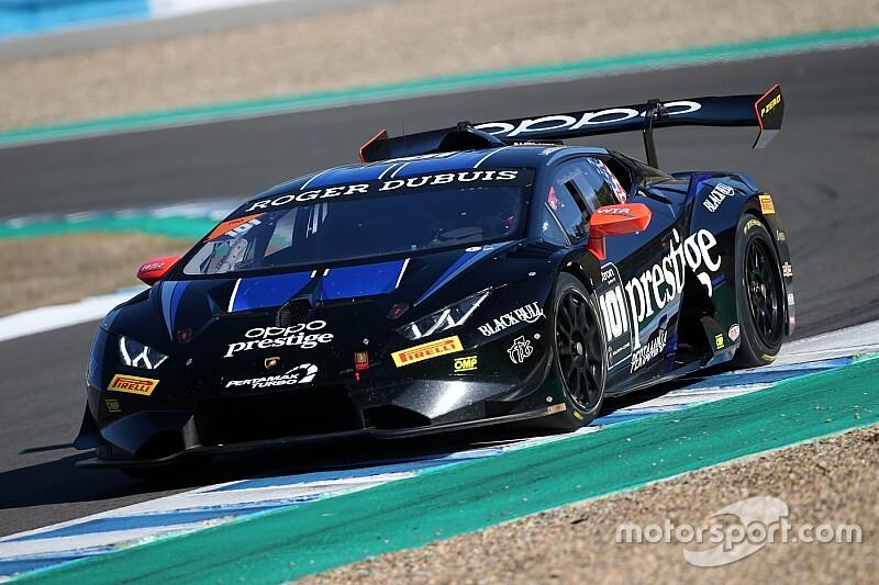 Lamborghini, Asia-USA, Gara 1: vittorie di Chen e Amici