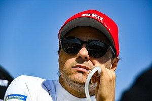 Massa in shock split with Venturi FE team
