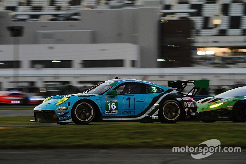 Wright adds second Porsche for IMSA Sprint Cup rounds
