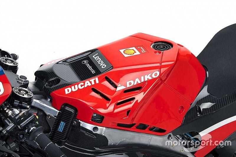 La sorpresa que preparan los ingenieros en la Ducati 2020
