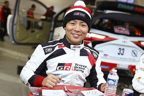 Катсута выступит в WRC на полном расписании