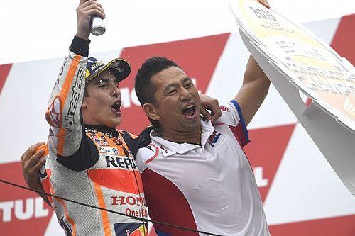 Marquez letaszíthatatlan a dobogó tetejéről