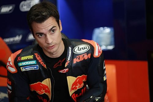 KTM retains Pedrosa as MotoGP test rider for 2021