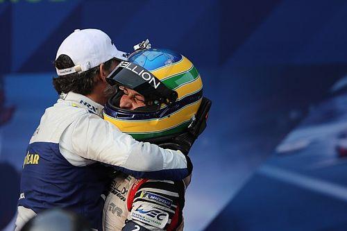 Senna est le premier à gagner dans les quatre catégories du WEC !