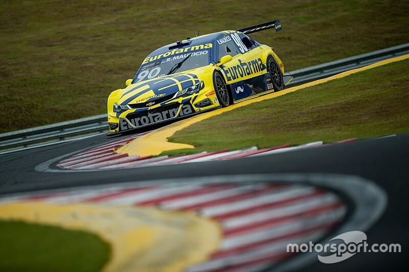 Stock Car: Maurício é punido em 10s e perde posições na corrida 2