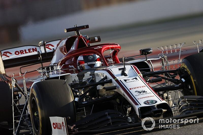 Testy F1: Galeria zdjęć z drugiego dnia