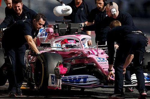 La FIA est allée inspecter la RP20 chez Racing Point