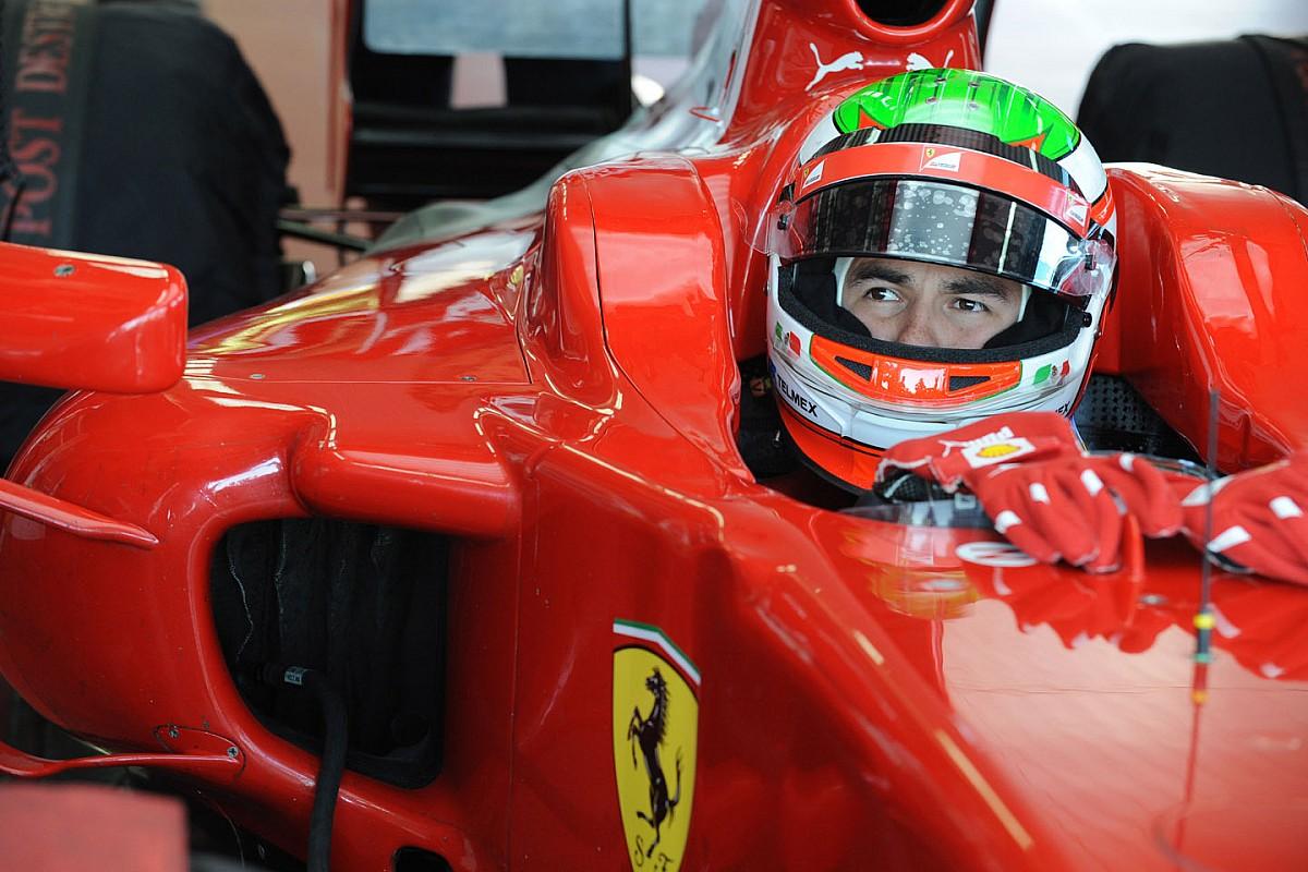 Perez: 'Liep al langer niet lekker tussen Vettel en Ferrari'
