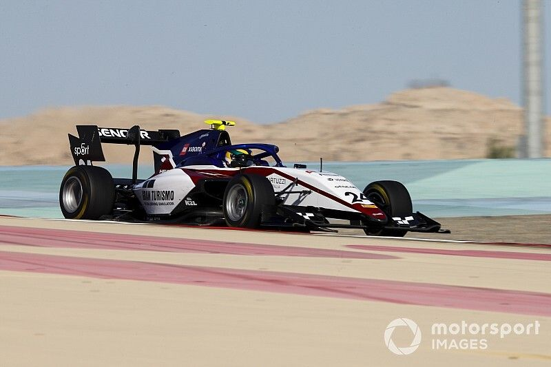 Red Bull adds F3 driver Fraga to junior programme