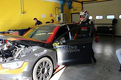 Nuova sfida per HC con l'Audi in TCR Italy e DSG Endurance Europe