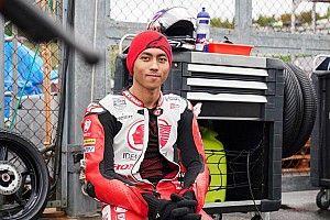 Fallece Afridza Munandar, joven piloto de la Asian Talent Cup