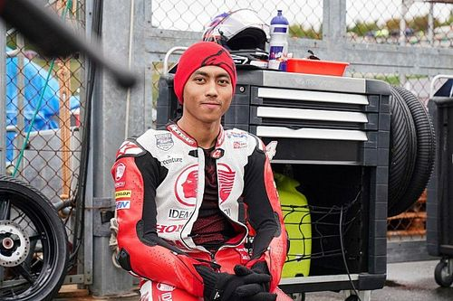 Asia Talent Cup-coureur Munandar overleden na crash in Sepang