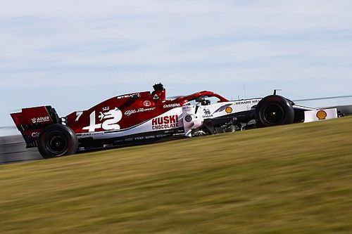 Raikkonen: I might as well be last if I'm 11th