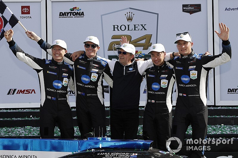 Wayne Taylor: Rolex 24 success record should lead to Le Mans
