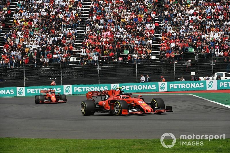Ferrari, Amerika'da zafer istiyor