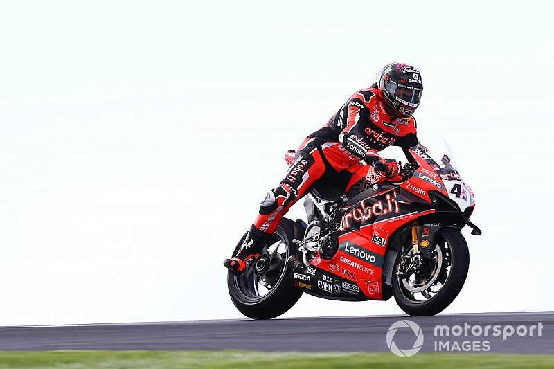 Phillip Island WSBK: Redding quickest in practice for Ducati
