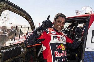 ناصر العطية يفوز برالي قطر كروس كانتري للمرّة السابعة في مسيرته