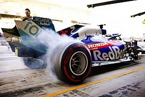 F1: gomme 2020 bocciate all'unanimità, restano le 2019
