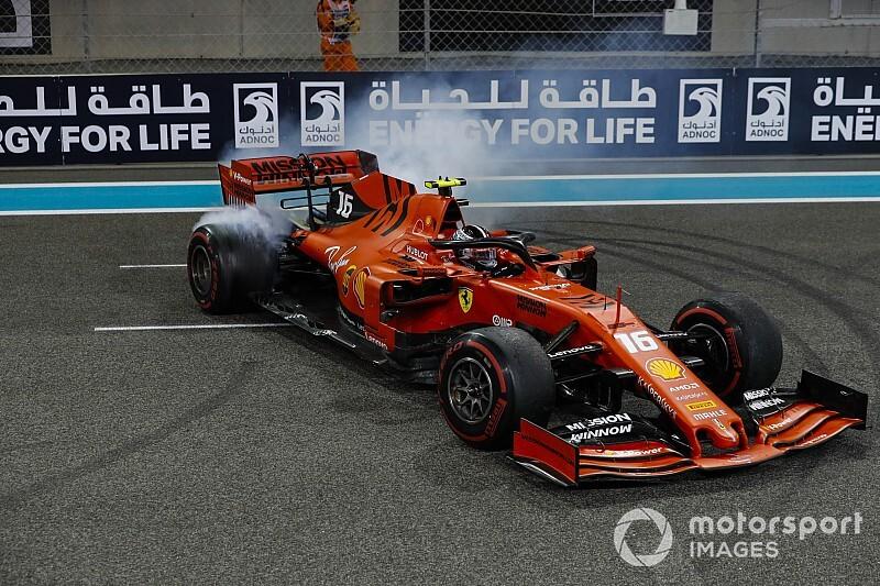 Бинотто объяснил, когда Ferrari проиграла сезон-2019